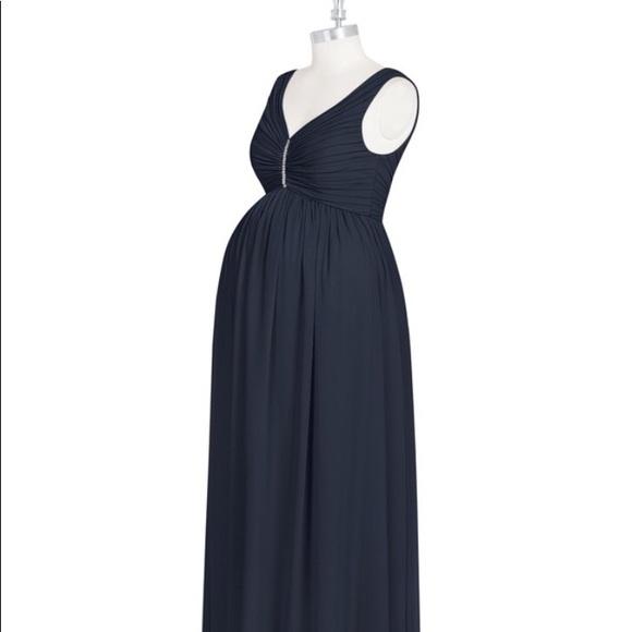 """4ae02acd551 Azazie Dresses   Skirts - Azazie Maternity """"Madison"""" Dress"""